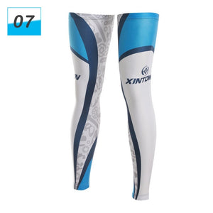 XINTOWN No-Slip Cycling Leg Warmer Bike Bicycle Guards Knee Warm