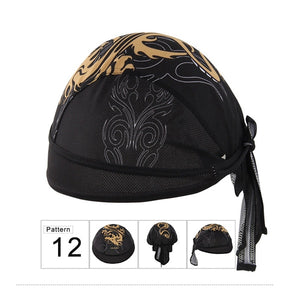XINTOWN Headbands Dragon & Tiger Cap