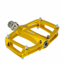 Load image into Gallery viewer, XPEDO C260 Ultralight MTB Pedals Ti Titanium Axle Pedals City