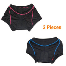 Load image into Gallery viewer, YKYWBIKE Cycling Shorts Men Women MTB Bermuda Bike Underwear