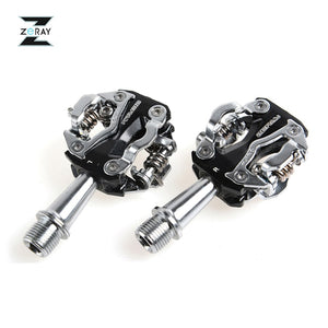 ZERAY MTB Mountain Bike Self-locking Pedals Cycling Clipless