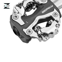 Load image into Gallery viewer, ZERAY MTB Mountain Bike Self-locking Pedals Cycling Clipless