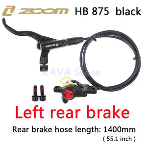 ZOOM HB-875 2018 new mode Bike Hydraulic Brake Kit 800/1400 mm