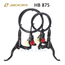 Load image into Gallery viewer, ZOOM HB-875 2018 new mode Bike Hydraulic Brake Kit 800/1400 mm