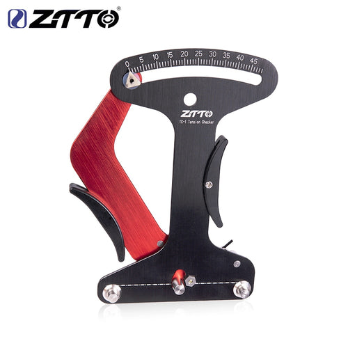 ZTTO Spoke Tension Meter Wheel Spokes Checker Reliable Indicator Accurate