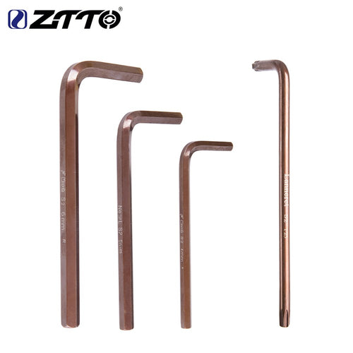 ZTTO Bicycle Tools Repair Hex Key Wrench 4mm 5mm 6mm Allen