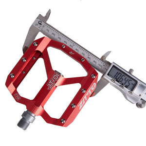 ZTTO JT01 MTB Pedal Bicycle Good Grip Flat Pedal Ultralight Alloy