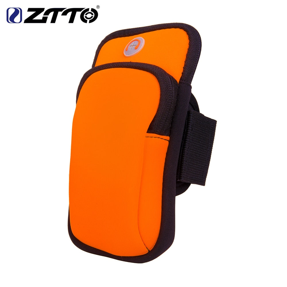 ZTTO Outdoor Sports Cycling ArmBag Neoprene Compatible