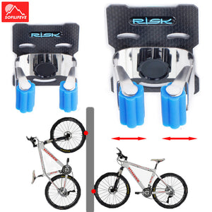 Bicycle Bike Wall Holder rack garage wall mount bike hanger storage