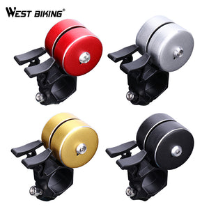 WEST BIKING Bicycle Bell Sound Resounding
