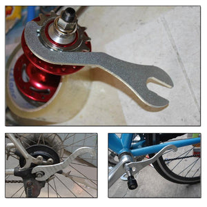 2 In 1 Bike Bicycle Lock Ring Remover Bottom Bracket - Bike-Moto
