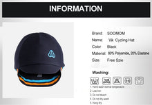 Load image into Gallery viewer, SOBIKE Cycling Riding Thermal Cap Windproof Anti-sweat