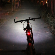 Load image into Gallery viewer, Cycloving LED bicycle light Bike lights 5 modes Wide floodlight rechargeable - Bike-Moto