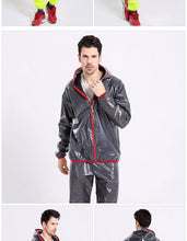 Load image into Gallery viewer, Waterproof Breathable Bike Cycling Jacket Bicycle Raincoat