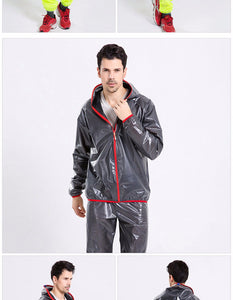 Waterproof Breathable Bike Cycling Jacket Bicycle Raincoat