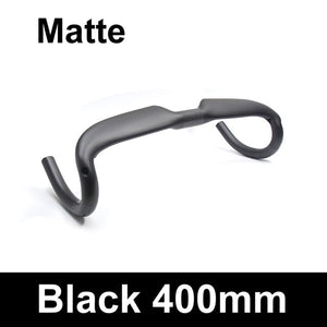 ULLICYC Road bicycle racing  Matte/Gloss full carbon handlebar