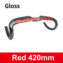 Load image into Gallery viewer, ULLICYC Road bicycle racing  Matte/Gloss full carbon handlebar