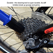 Load image into Gallery viewer, Onever Motorcycle Bike Gear And Chain Cleaner Scrubber Cleaning Tool