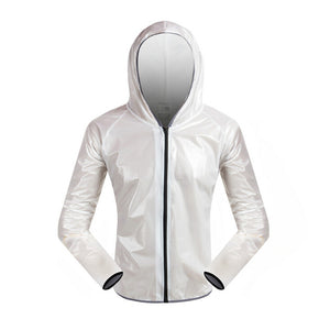 Quick Dry Cycling Raincoat Waterproof Bicycle Jacket Men Women