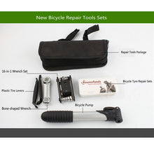 Load image into Gallery viewer, Mountain Bike Bicycle Repair Tool Set with Carry Bag