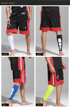 Load image into Gallery viewer, Compression Cycling Leg Warmers Guard Running Leg - Bike-Moto