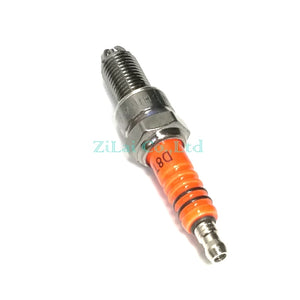 Spark Plug D8TC for Motorcycle 150cc 200cc 250cc Pit Dirt Bike