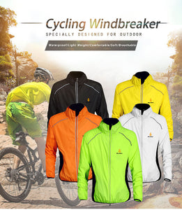WOLFBIKE Wind MTB Bicycle Jackets