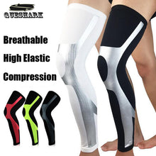 Load image into Gallery viewer, Unisex Compression Cycling Leg Warmer Leggings
