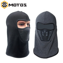 Load image into Gallery viewer, ZS MOTOS Winter Warm Full Face Cover Thermal Fleece