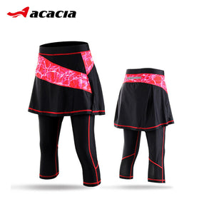 ACACIA Cycling Tights Breathable Ultralight Women Bicycle - Bike-Moto
