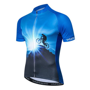 Weimostar Mountain Bike Cycling Jersey Shirt