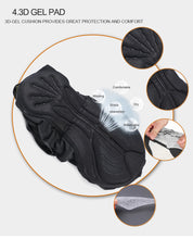 Load image into Gallery viewer, WOSAWE 3D Pad Gel Cool Bib Pants Autumn