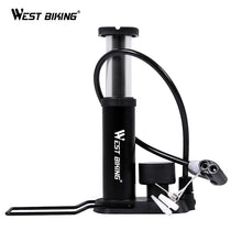 Load image into Gallery viewer, WEST BIKING BIKE Foot Activated Floor Pump