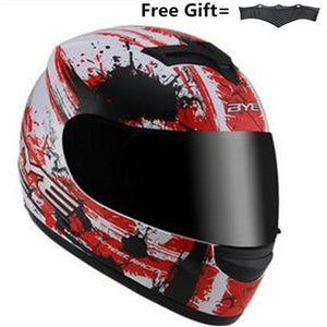 Motorcycle Helmet Dot