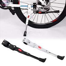 Load image into Gallery viewer, Adjustable MTB Road Bicycle Kickstand Parking Rack - Bike-Moto