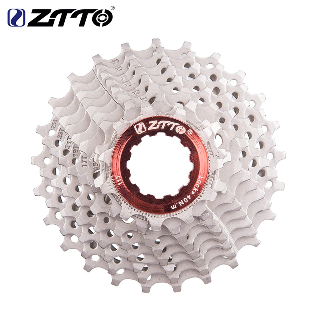 ZTTO Bicycle Cassette Freewheel 9 Speed Cassette 9s 11-25T/28T