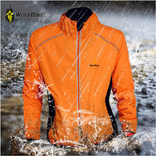 Load image into Gallery viewer, WOLFBIKE Wind MTB Bicycle Jackets
