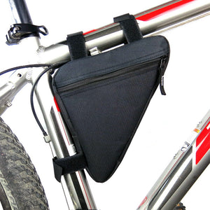 Zacro Bike Bicycle Cycling Bag Front Tube Frame Phone