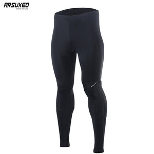 ARSUXEO Men's 3D Padded Cycling Tights Bike - Bike-Moto