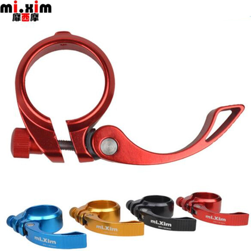 40.8mm Quick Release Seatpost Clamp - Bike-Moto