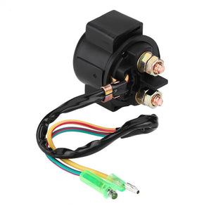 Motorcycle ATV Starter Relay Solenoid