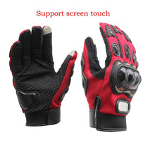 Load image into Gallery viewer, ZS MOTOS Pro biker motorcycle gloves full finger