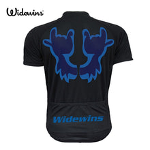 Load image into Gallery viewer, Widewins Downhill Biking Cycling Bicycle Jersey Pockets