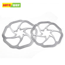 Load image into Gallery viewer, Bike Disc Brake Rotor Stainless 160 / 180MM - Bike-Moto