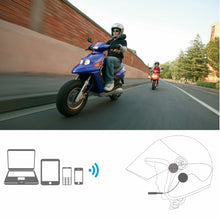 Load image into Gallery viewer, Handsfree Motorcycle Wireless Bluetooth Headset - Bike-Moto