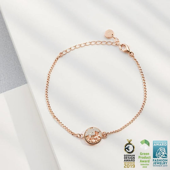 Armband LIA | Grey Rosé - INSELLIEBE Store - Insel Usedom