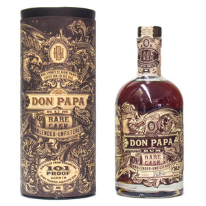 Don Papa Rum Rare Cask 50,5% Vol. 0,7 l in Geschenkbox - INSELLIEBE Store - Insel Usedom