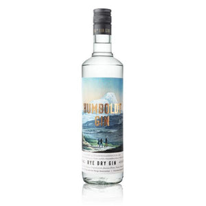 HUMBOLDT DRY RYE GIN I 43% VOl. I 700ml - INSELLIEBE Store - Insel Usedom