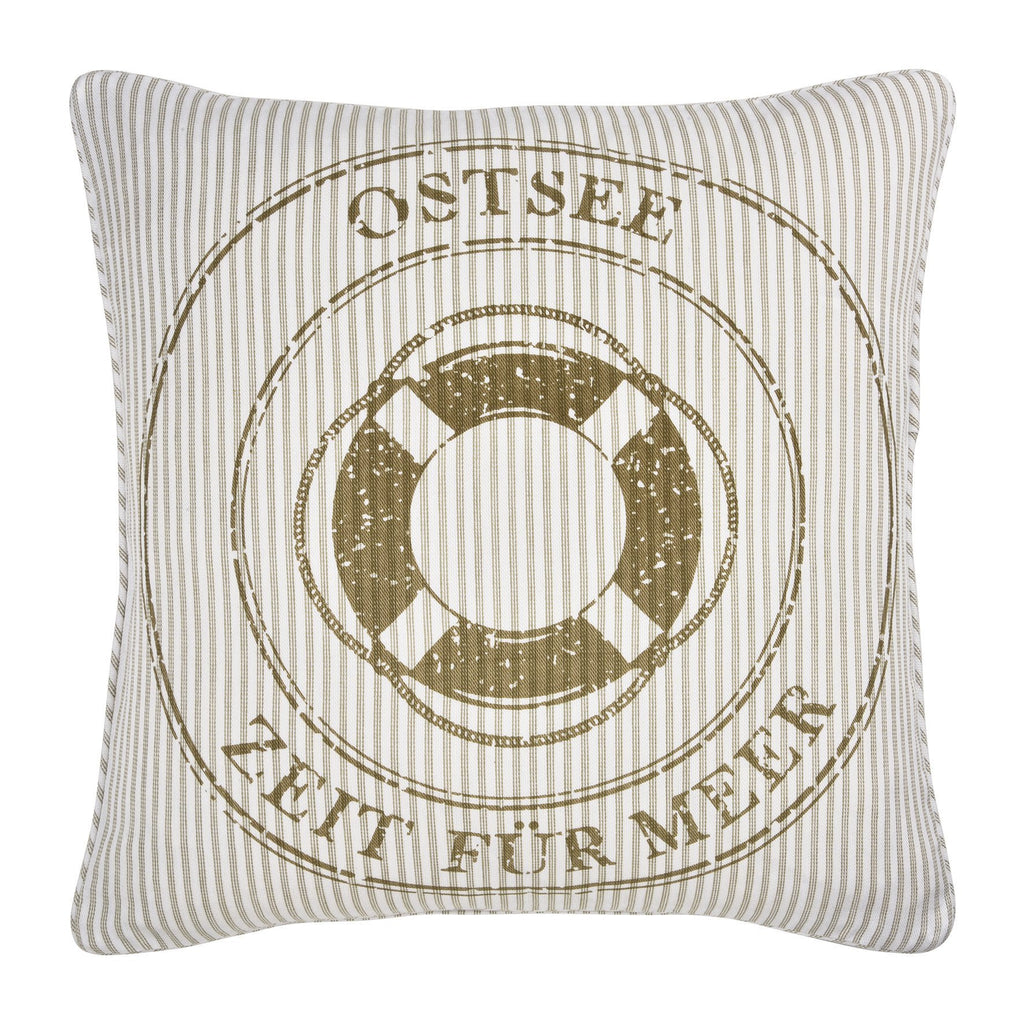 "Kissenhülle OCEAN Edition ""Ostsee"" 45 x 45 