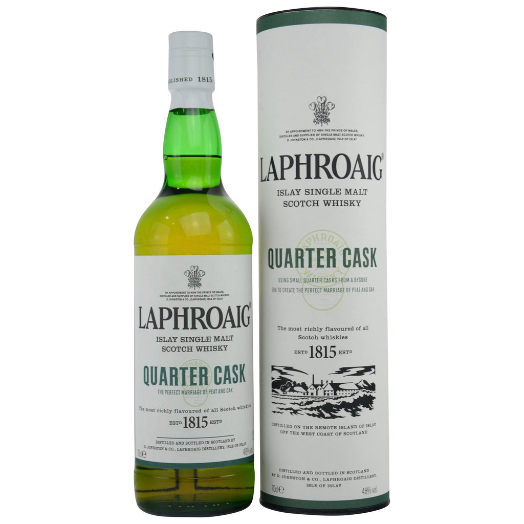 Laphroaig Quarter Cask 48% Vol. 1 l in Geschenkbox - INSELLIEBE Store - Insel Usedom